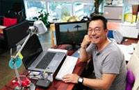 Interview with Scott Kim (Taeyoung Kim), CEO of Location Plus