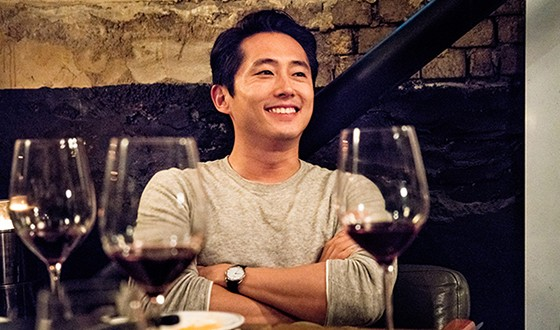 Steven YEUN's Performance in BURNING Praised Abroad