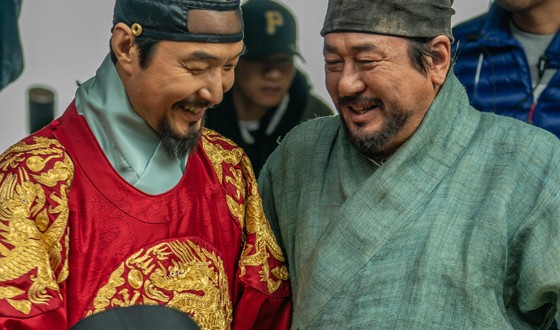 Production Wraps on HUR Jin-ho's FORBIDDEN DREAM