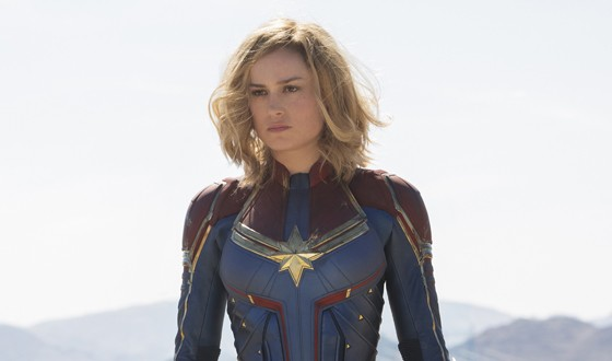 CAPTAIN MARVEL Brings an End to Hollywood Dry Spell
