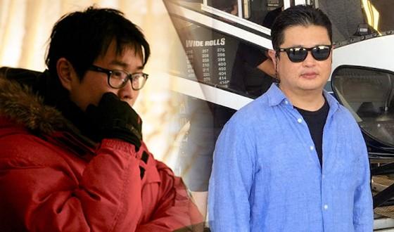 SHIN Dae-yong and SHIM Sang-jong, Head of Departments at VFX and new media studio 4th Creative Party