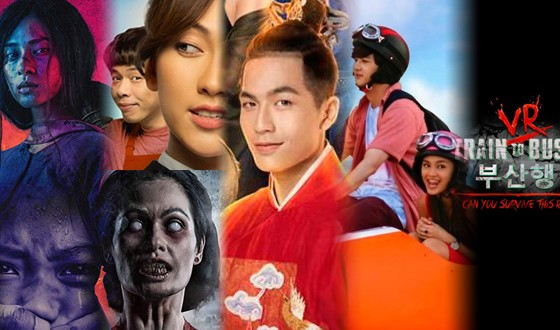 The Korean Film Companies Doing Business in the Asian Film Market