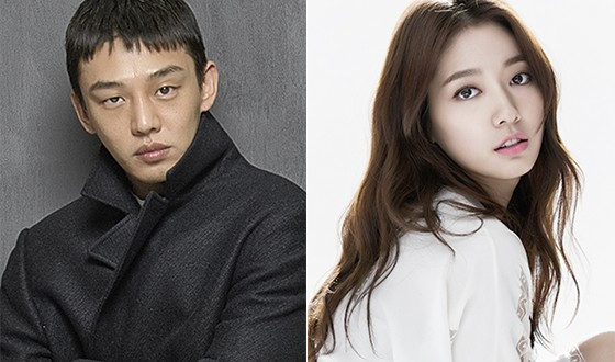 YOO Ah-in and PARK Shin-hye Sign on to #ALONE