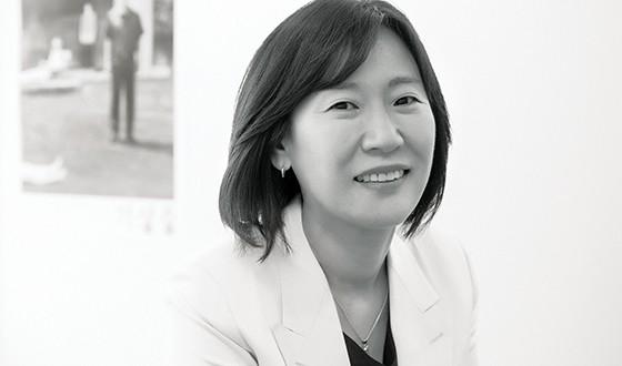<기생충> 제작자, 바른손이앤에이 곽신애 대표