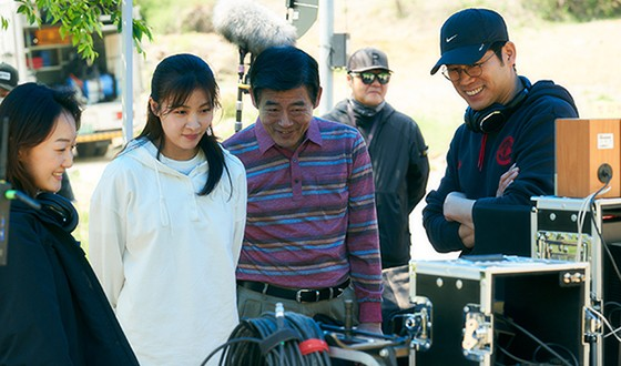 HA Ji-won, SUNG Dong-il and KIM Yun-jin Put up COLLATERAL