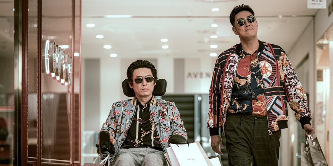 SUL Kyung-gu, CHO Jin-woong Face Off in MAN OF MEN