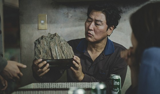 PARASITE Tops Korean Film Critics Association Awards