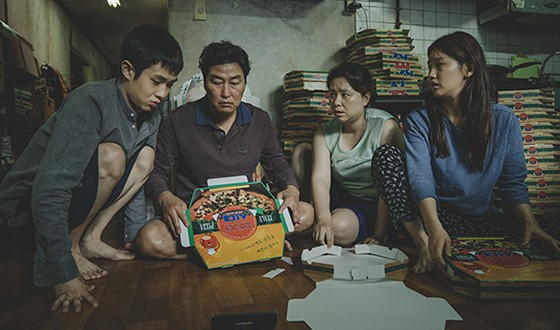 PARASITE Marks New Milestone for Korean Films in America