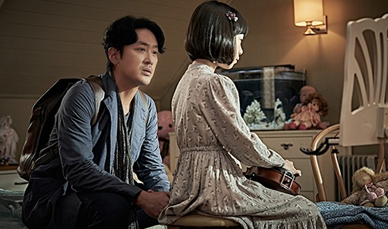 HA Jung-woo Ventures into Horror with THE CLOSET