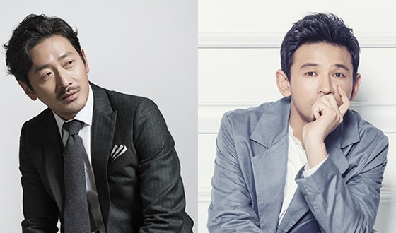 HA Jung-woo and HWANG Jung-min Considering Netflix Project SURINAME