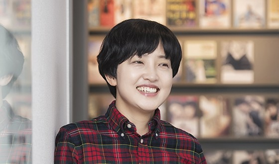 시나리오 창작 집단 겸 제작사 운영하는 유영아 작가