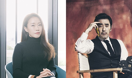 RYU Seung-ryong Joins Hands with MISS BAEK Director LEE Ji-won