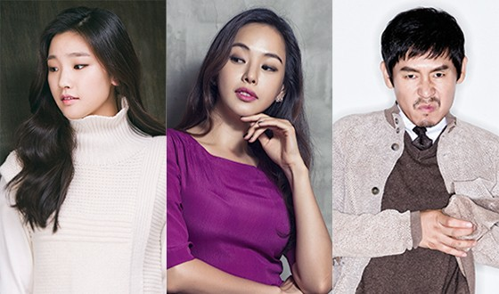 SUL Kyung-gu, LEE Ha-nee and PARK So-dam Consider GHOST