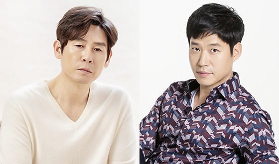 SUL Kyung-gu and YU Jun-sang Team Up for BOYS