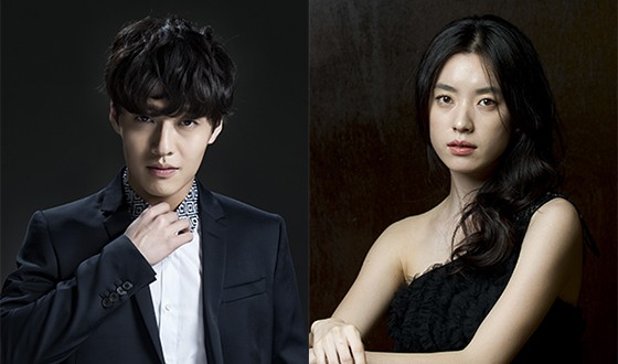 KANG Ha-neul, HAN Hyo-joo Board THE PIRATES Sequel
