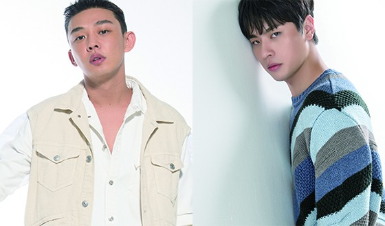 YOO Ah-in and PARK Jung-min to Headline YEON Sang-ho's HELLBOUND