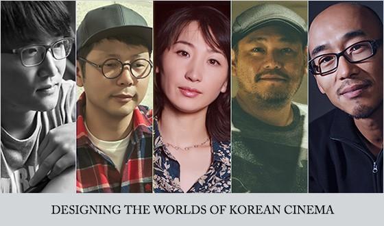 Designing the Worlds of Korean Cinema