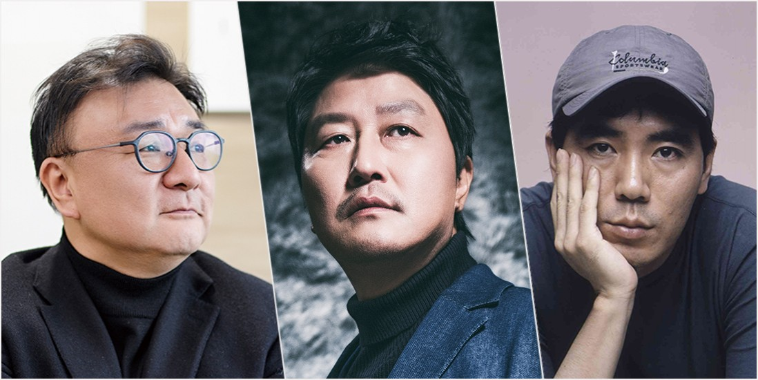 JTBC Becomes Base for New Company from KIM Jee-woon, SONG Kang-ho and CHOI Jae-won