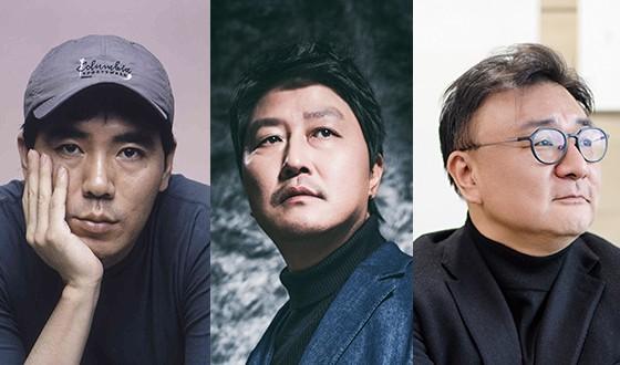 JTBC Becomes Base for New Company from KIM Jee-woon, SONG Kang-ho and CHOI Jae-won