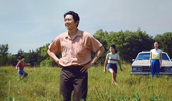 MINARI Picks Up Best Foreign Language Film at Golden Globes
