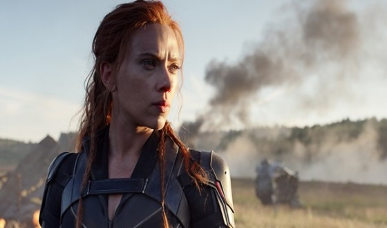 BLACK WIDOW Scores Best Pandemic Opening for Foreign Film at Korean Box Office